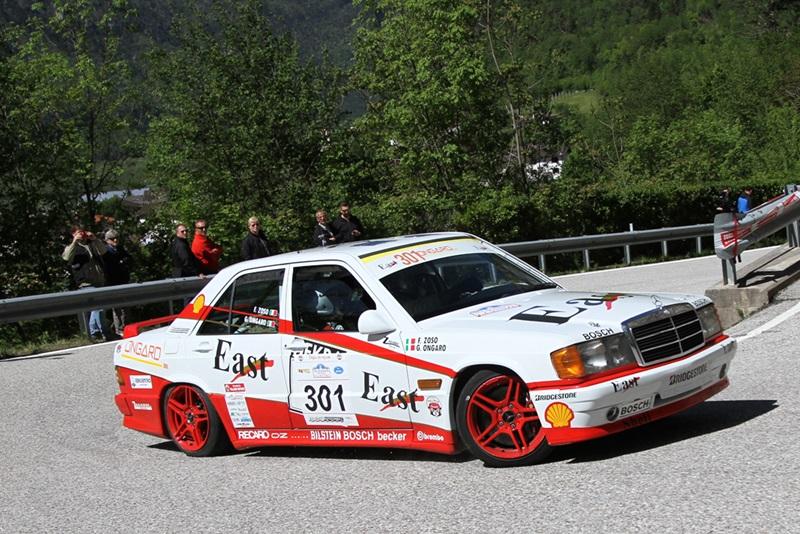 Con 18 equipaggi al Rally Campagnolo