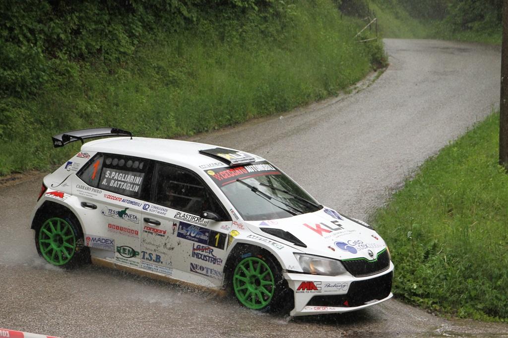 Il Trofeo Rally ACI Vicenza riparte da Scorzè