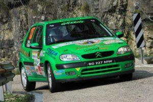 Il Trofeo Rally ACI Vicenza parte in Valpolicella