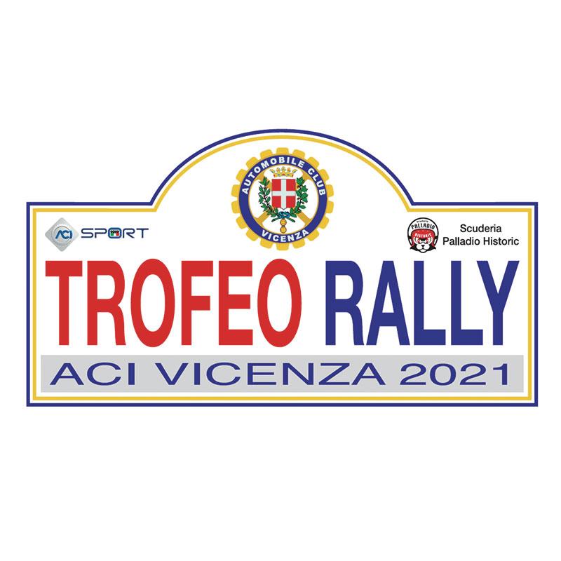 Trofeo Rally ACI Vicenza: pronta l'edizione 2021
