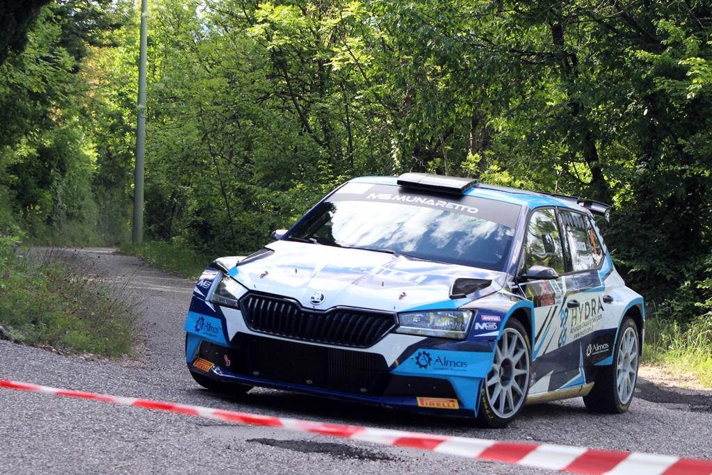 Trofeo Rally ACI Vicenza: i primi esiti dopo il Rally Valpolicella