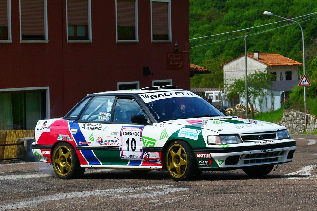 Trofeo Rally ACI Vicenza: rettifica classifiche auto storiche A