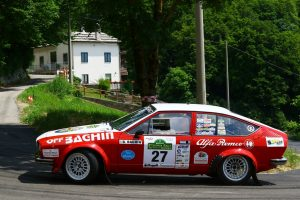 Trofeo Rally ACI Vicenza: il Lessinia Rally rimescola le classifiche